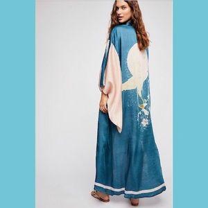 Rising Sun Kimono